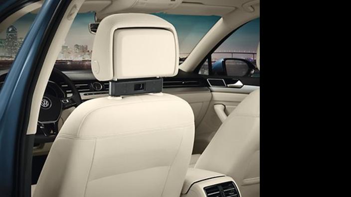Volkswagen Basisträger für Reise- & Komfort-System